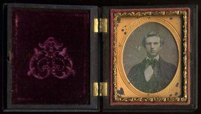 daguerreotype 6th plate 1854 Franklin Amos Pratt