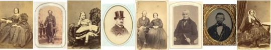 Lost Faces Ancestor Photos from the 1800s