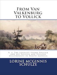From Van Valkenburg to Vollick: V. 3 Storm Follick and his Follick and Vollick Descendants to 3 Generations