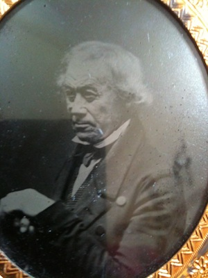Double Cased Orphan Tintype Man