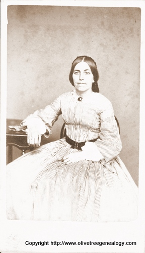 Martha A. Converse nee   Smith