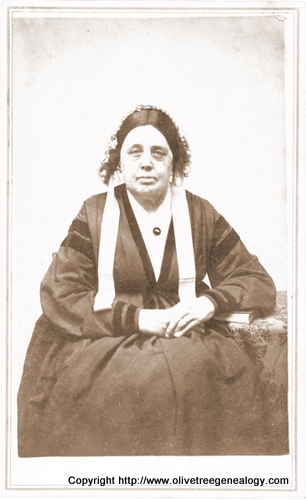 Mrs. Shaw, Lyme  New Hampshire