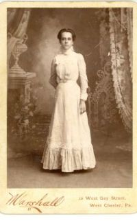 Cabinet Card 1900